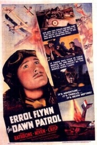 Caratula, cartel, poster o portada de La escuadrilla de la aurora