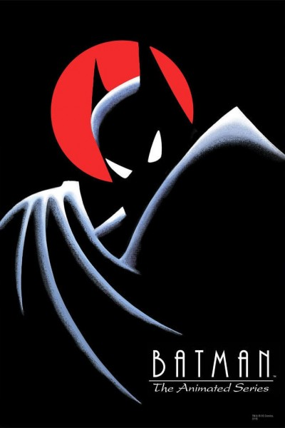 Caratula, cartel, poster o portada de Batman: La serie animada