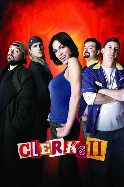 Caratula, cartel, poster o portada de Clerks II