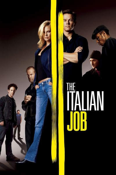 Caratula, cartel, poster o portada de The Italian Job