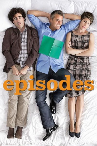 Caratula, cartel, poster o portada de Episodes