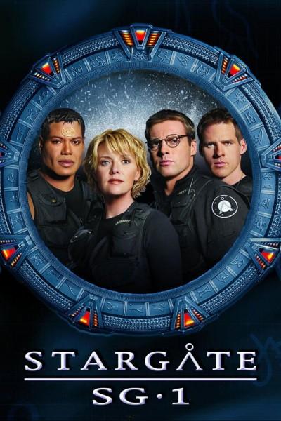 Caratula, cartel, poster o portada de Stargate SG-1