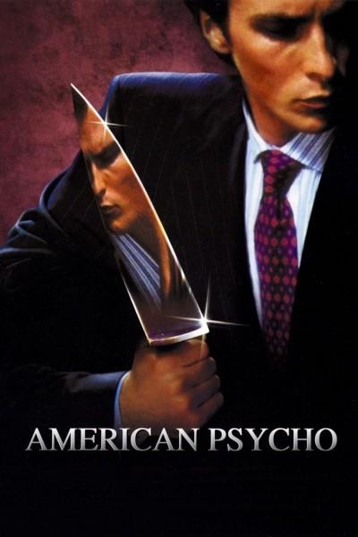Caratula, cartel, poster o portada de American Psycho