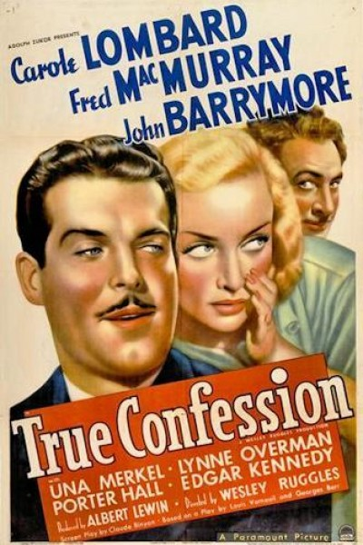 Caratula, cartel, poster o portada de Confesión sincera