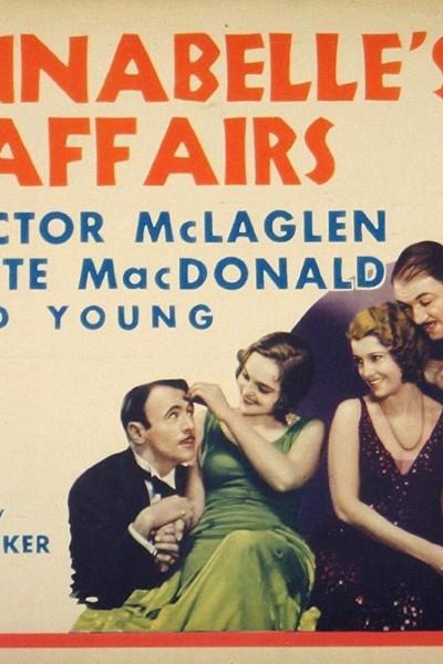 Caratula, cartel, poster o portada de Annabelle\'s Affairs