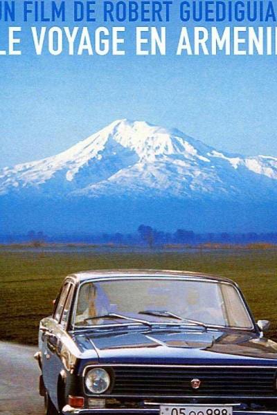Caratula, cartel, poster o portada de Le voyage en Arménie