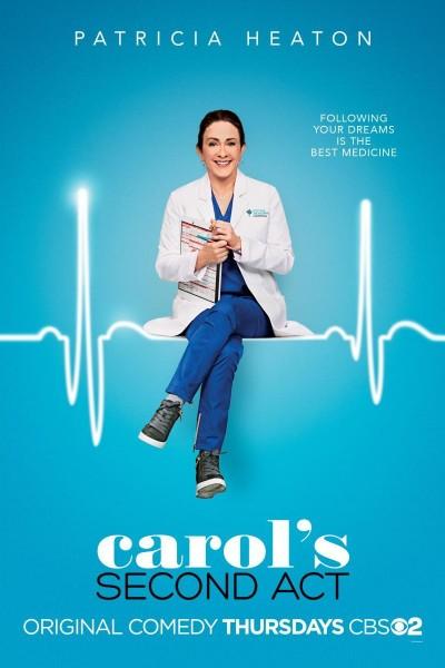 Caratula, cartel, poster o portada de Carol\'s Second Act