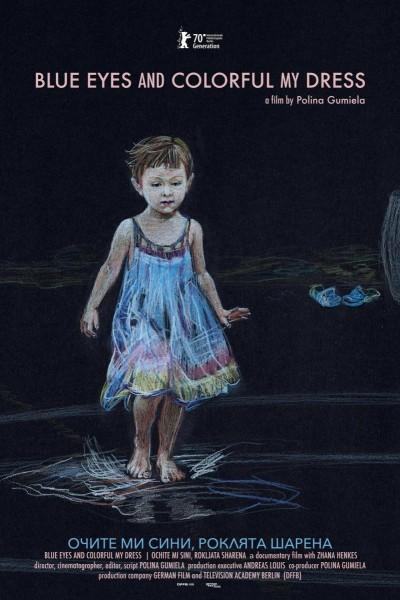 Caratula, cartel, poster o portada de Blue Eyes and Colorful My Dress