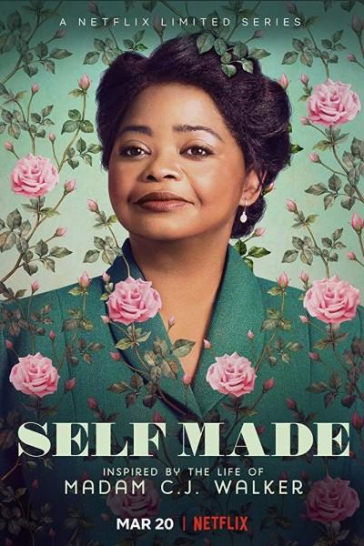 Caratula, cartel, poster o portada de Madam C. J. Walker - Una mujer hecha a sí misma