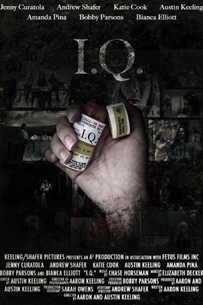 Caratula, cartel, poster o portada de I.Q.