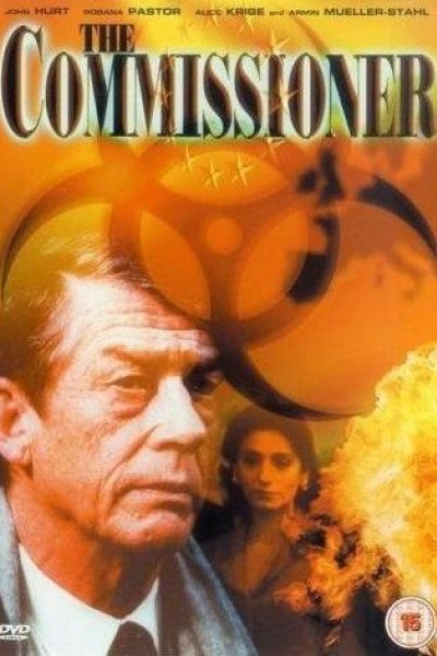 Caratula, cartel, poster o portada de El comisario europeo