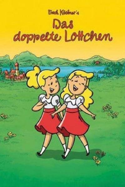 Caratula, cartel, poster o portada de Das doppelte Lottchen