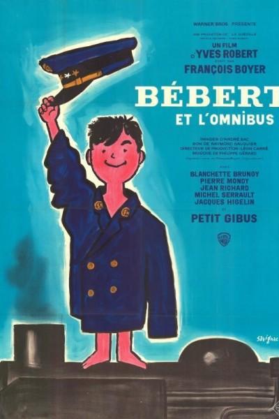 Caratula, cartel, poster o portada de Bébert et l\'omnibus