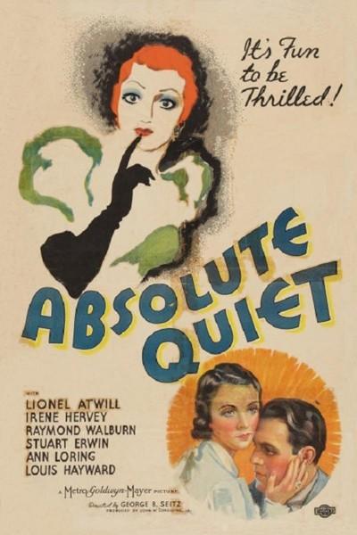 Caratula, cartel, poster o portada de Absolute Quiet
