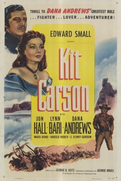 Caratula, cartel, poster o portada de Kit Carson