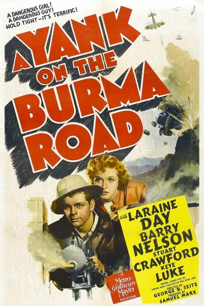 Caratula, cartel, poster o portada de A Yank on the Burma Road