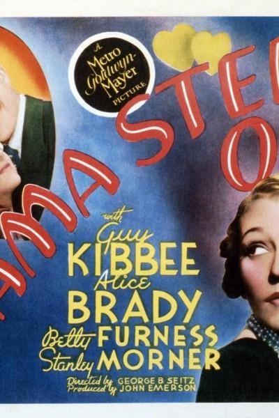 Caratula, cartel, poster o portada de Mama Steps Out