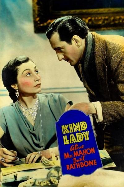 Caratula, cartel, poster o portada de Kind Lady