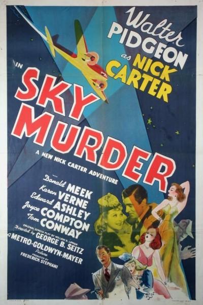 Caratula, cartel, poster o portada de Sky Murder