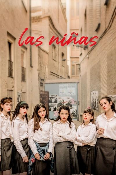 Caratula, cartel, poster o portada de Las niñas