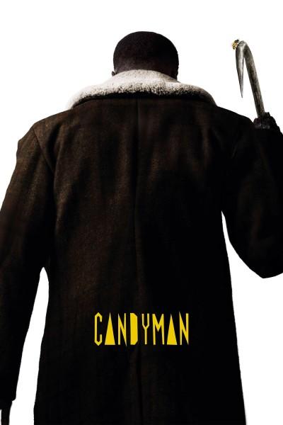 Caratula, cartel, poster o portada de Candyman