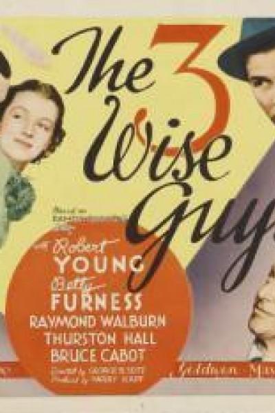 Caratula, cartel, poster o portada de The Three Wise Guys