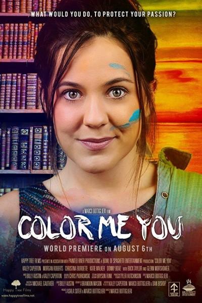 Caratula, cartel, poster o portada de Color Me You