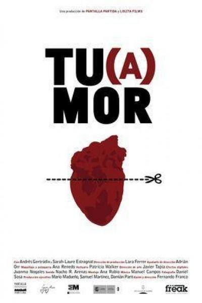 Caratula, cartel, poster o portada de TU(a)MOR