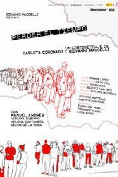 Caratula, cartel, poster o portada de Perder el tiempo
