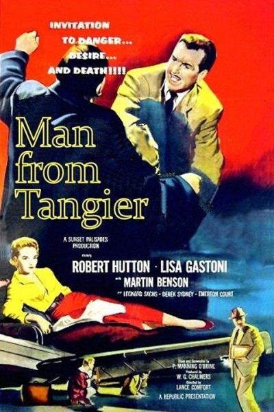 Caratula, cartel, poster o portada de Man from Tangier
