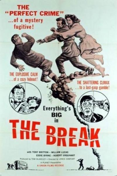 Caratula, cartel, poster o portada de The Break