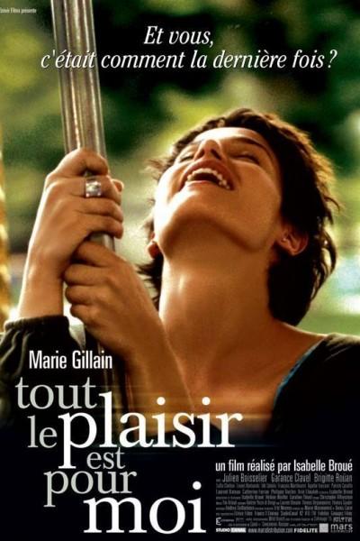 Caratula, cartel, poster o portada de Tout le plaisir est pour moi (Quiero un orgasmo!)