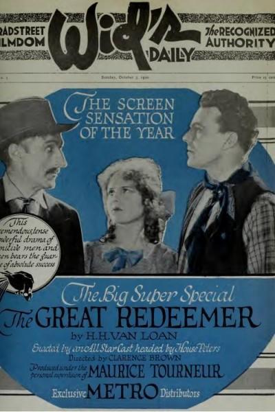 Caratula, cartel, poster o portada de The Great Redeemer