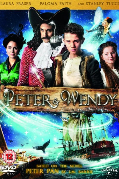 Caratula, cartel, poster o portada de Peter & Wendy