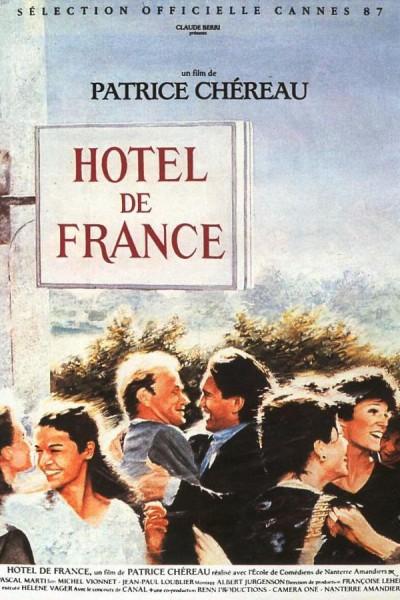 Caratula, cartel, poster o portada de Hôtel de France