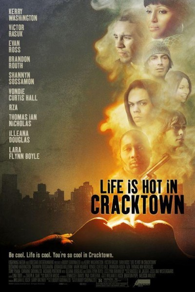 Caratula, cartel, poster o portada de Life Is Hot in Cracktown