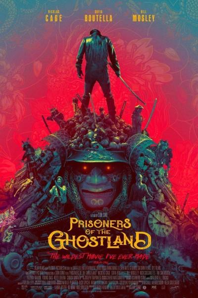 Caratula, cartel, poster o portada de Prisoners of the Ghostland