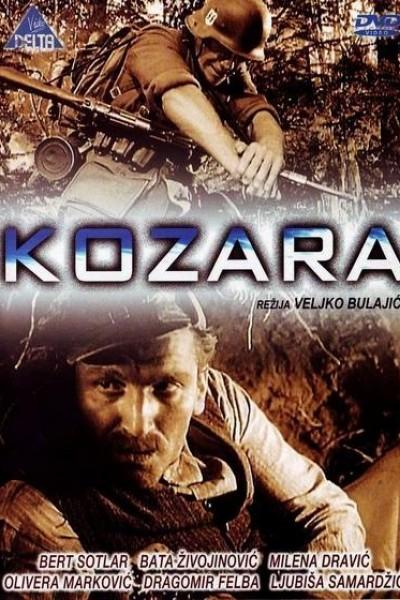 Caratula, cartel, poster o portada de Kozara