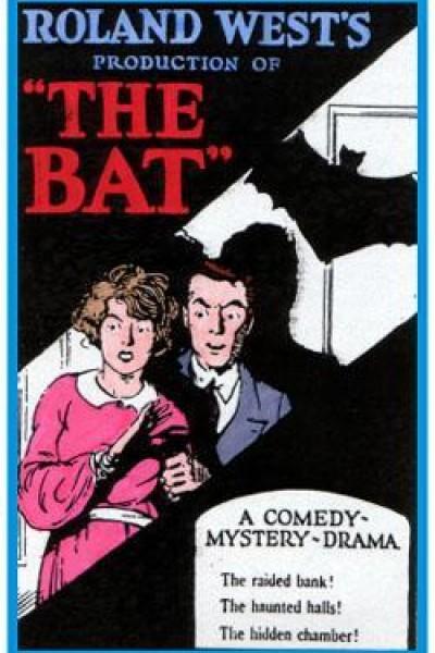 Caratula, cartel, poster o portada de El murciélago