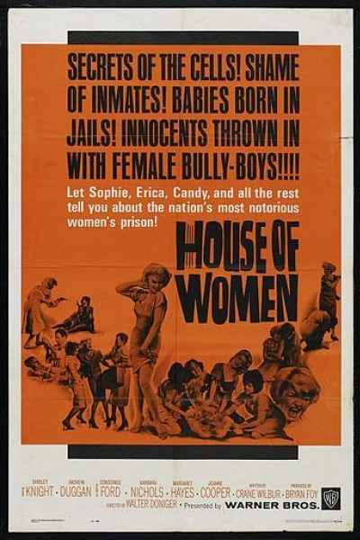 Caratula, cartel, poster o portada de Motín de mujeres
