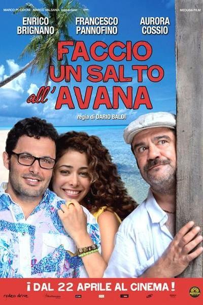 Caratula, cartel, poster o portada de Faccio un salto all\'Avana