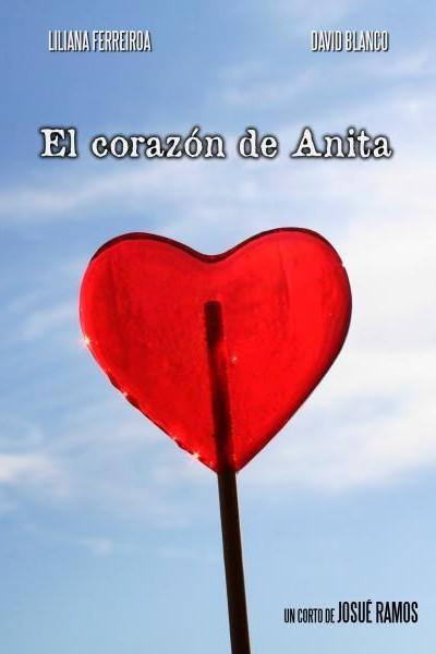 Caratula, cartel, poster o portada de El corazón de Anita