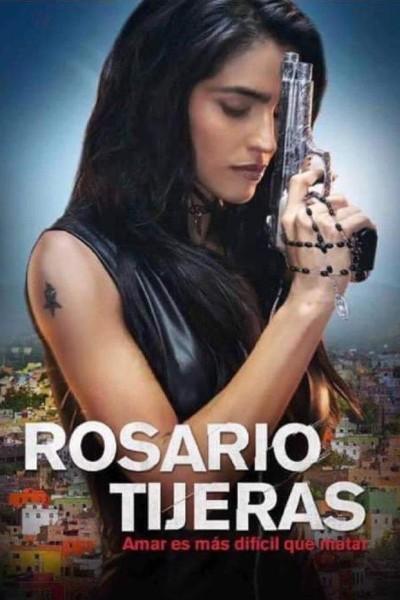 Caratula, cartel, poster o portada de Rosario Tijeras