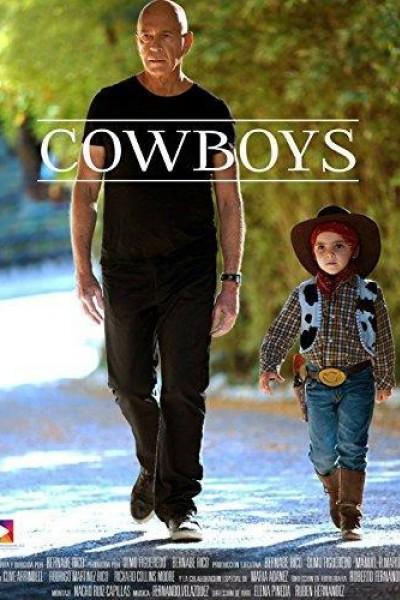 Caratula, cartel, poster o portada de Cowboys