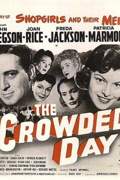 Caratula, cartel, poster o portada de The Crowded Day