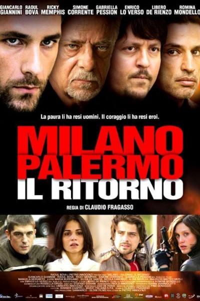 Caratula, cartel, poster o portada de Milano Palermo - Il ritorno