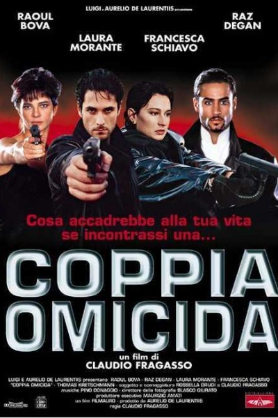 Caratula, cartel, poster o portada de Coppia omicida