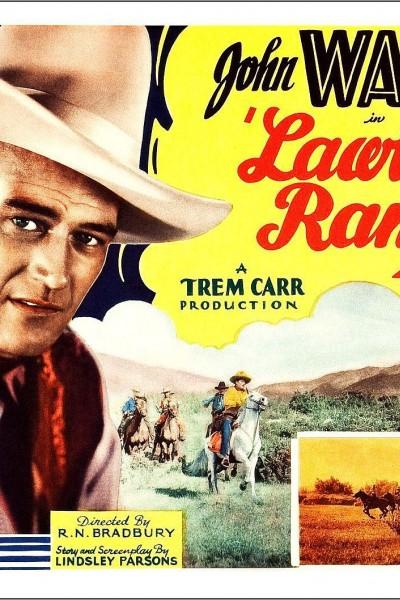 Caratula, cartel, poster o portada de Lawless Range