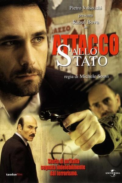 Caratula, cartel, poster o portada de Attacco allo stato