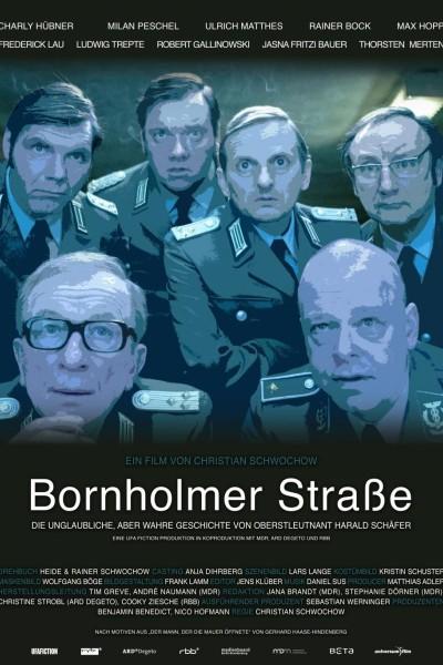 Caratula, cartel, poster o portada de Calle Bornholmer